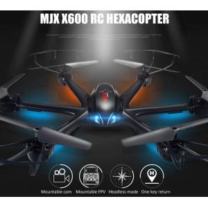MJX X600 med FPV HD-Kamera