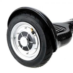 Airboard 2 med 10 tums hjul inkl. väska & fjärrkontroll och bluetooth-högtalare!